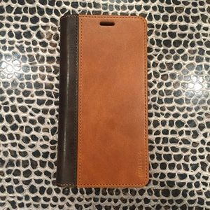 Vegan Leather Wallet with Phone Case